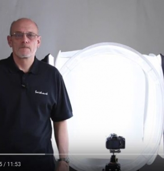 Product Photography Tutorial with Jewellery