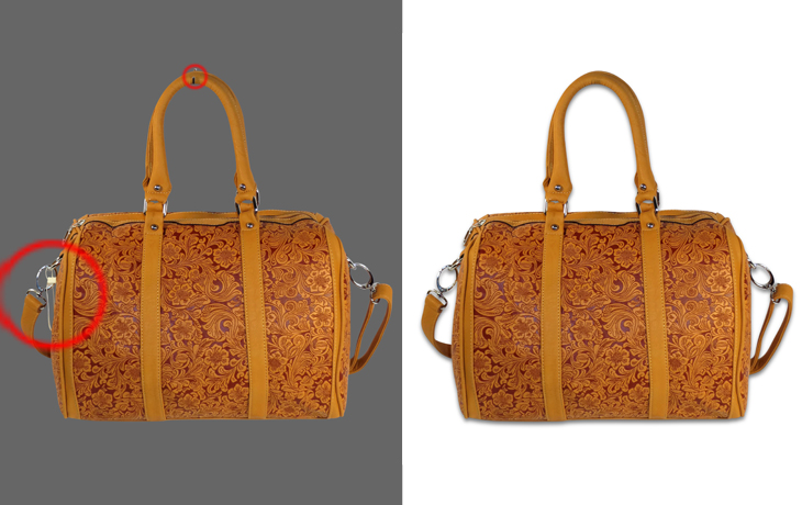 product photo retouching services