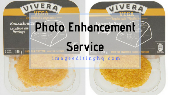 Digital photo enhancement service