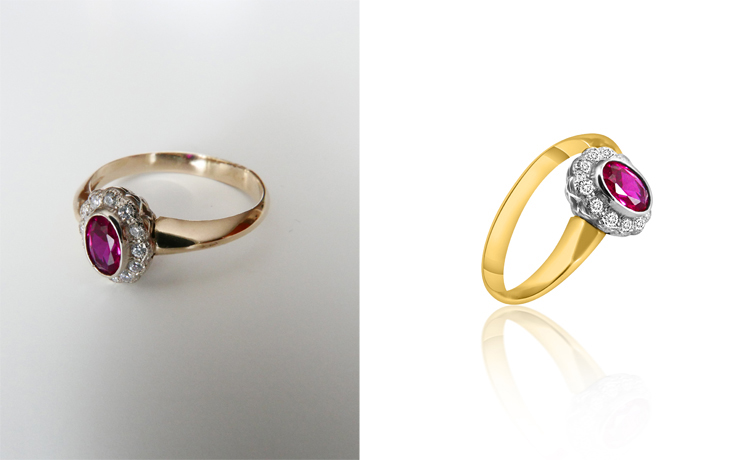 Jewellery Photo Retouching Services