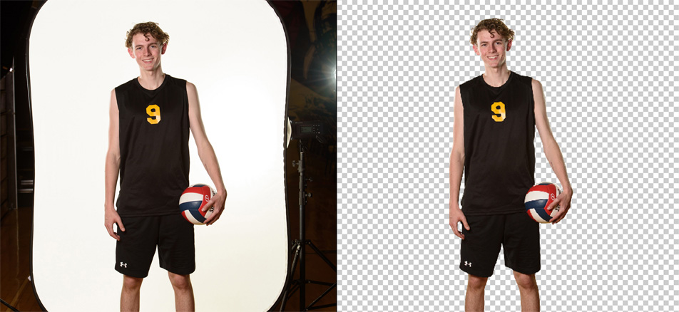 Sports Image Editing Services