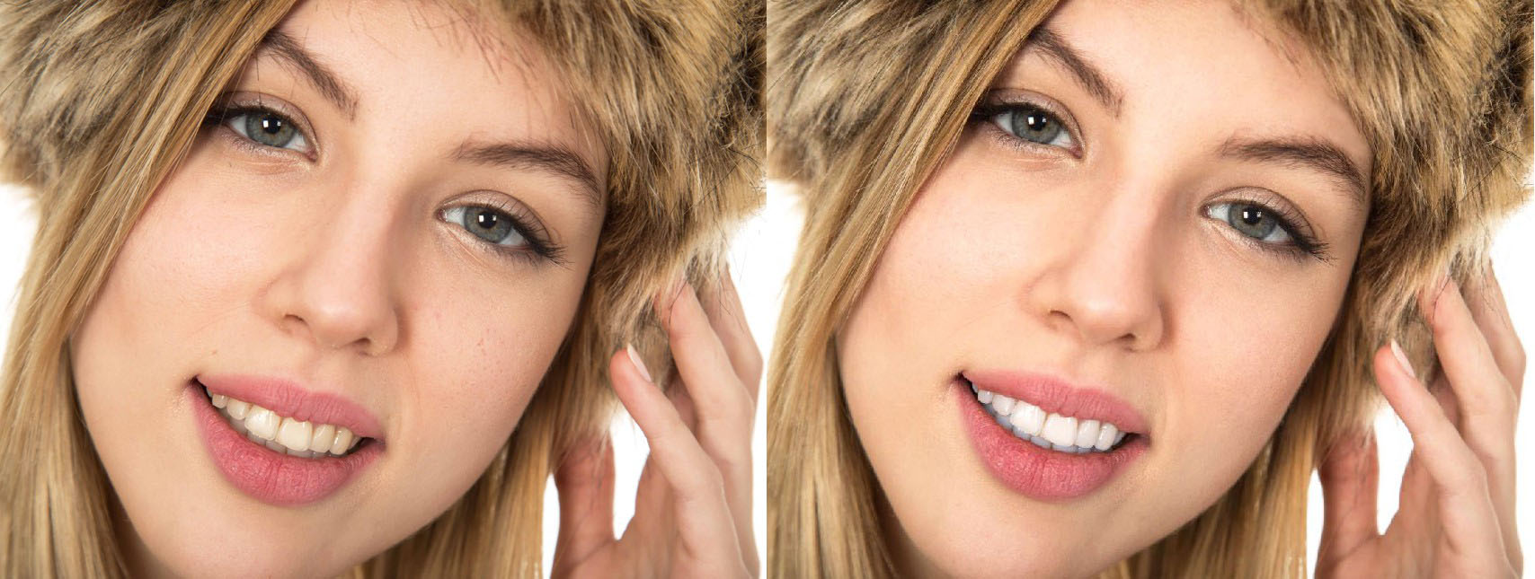 Portrait Photo Retouching Services