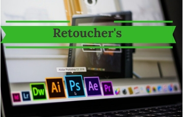 Photo Editing Services for Retoucher's